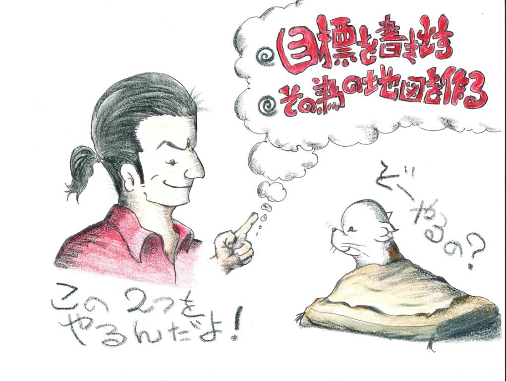 イニエスタ&夢の空想画家・栗原進
