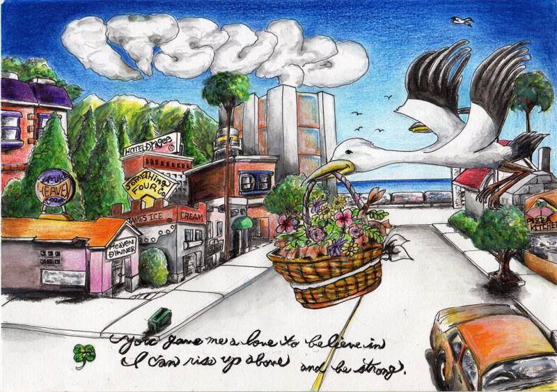 アナタだけの世界観をお描きします。
