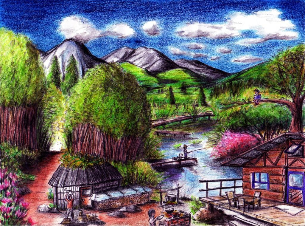 Yamagurashi